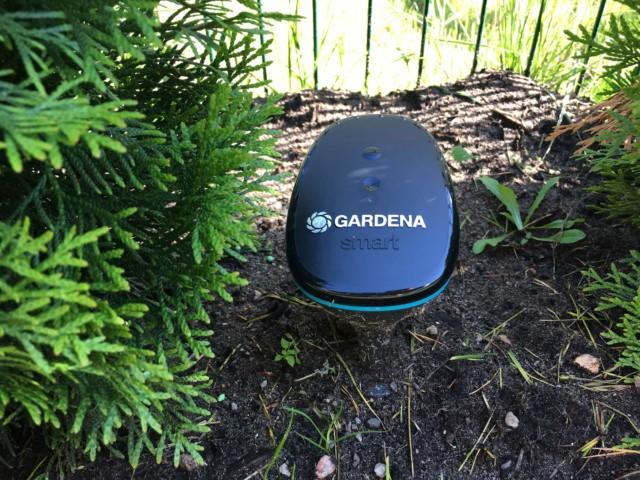 Der neue GARDENA smart Sensor