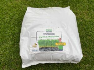 Organischer Bio-Rasendünger von Rasendoktor