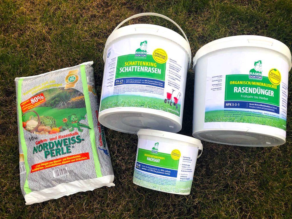 Beliebt Bevorzugt Maulwurfshügel SOS - Wie Sie Ihren Rasen erfolgreich renovieren @XG_04